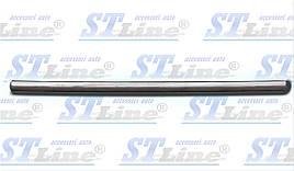 Задняя защита AK002 (2 шт, нерж) - Mercedes ML klass W164