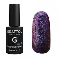 Grattol Gel Polish Galaxy Amethyst №002, 9ml
