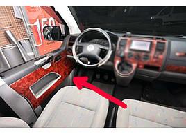 Накладки на дверные карты (Турция) - Volkswagen T5 Transporter 2003-2010 гг.