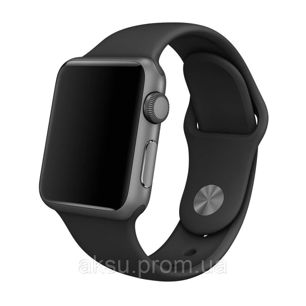 Ремешок для Apple Watch Sport Band 38 mm/40 mm (Black)