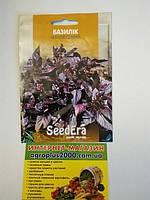 Семена Базилик Фиолетовый  5 граммов SeedEra, фото 1