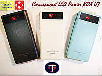 Стильный корпус Power Bank U7 7х18650 TYPE-C 2A/POWER BOX на 7 аккум.