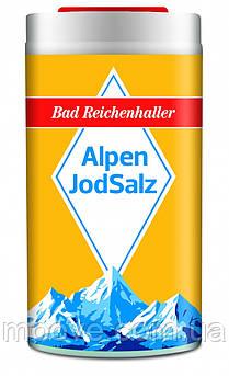 Trekn Eat AlpenJodSalz