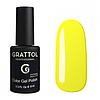 Grattol Gel Polish Yellow №034, 9ml