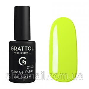 Grattol Gel Polish Pastel Lemon №035, 9ml