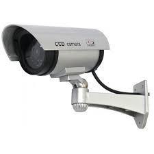 Відеокамера муляж PT 1100, Відеоспостереження, Відеокамера обманка DUMMY IR CAMERA PT 1100!