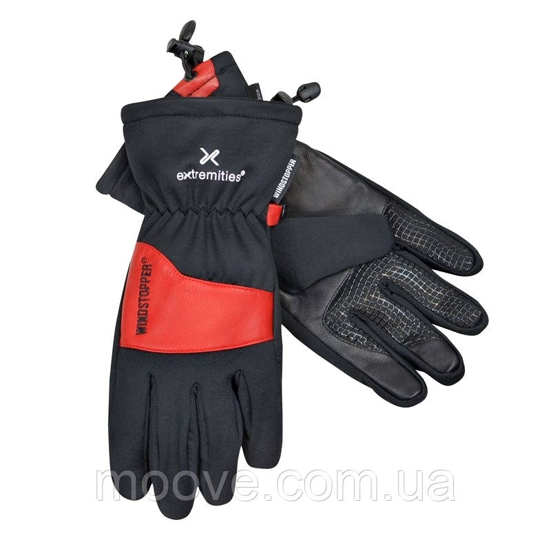 Extremities Windy Pro Glove L black/red