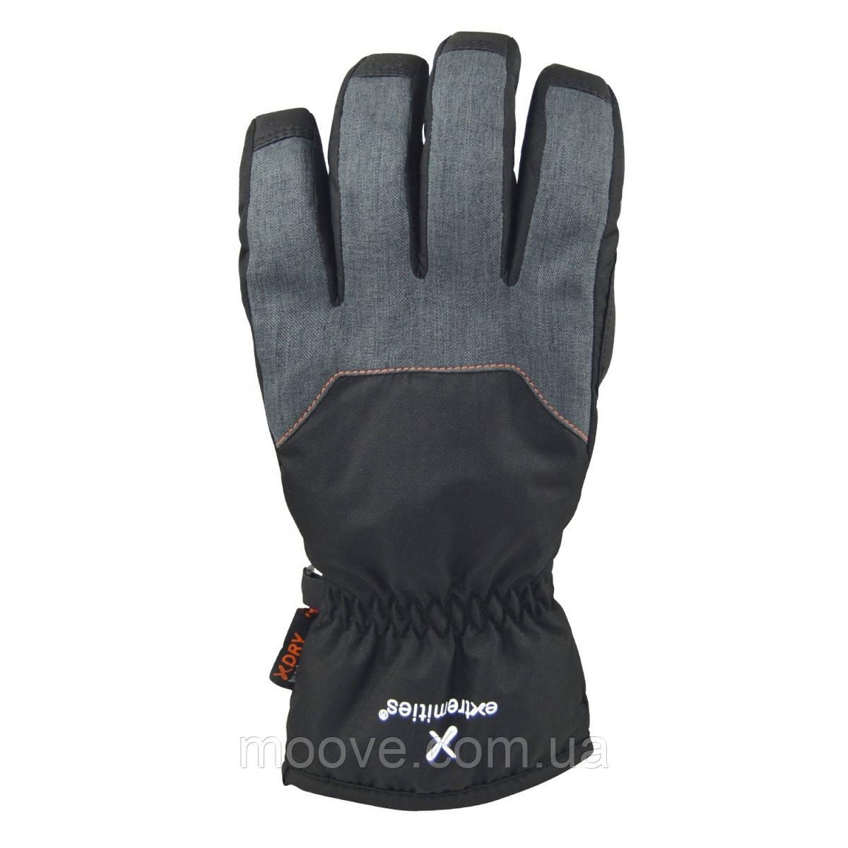 Extremities Douglas Peak Glove M grey/black