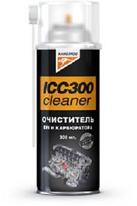 Kangaroo ICC300 -  Раскоксовка.Очиститель EFI и карбюратора.