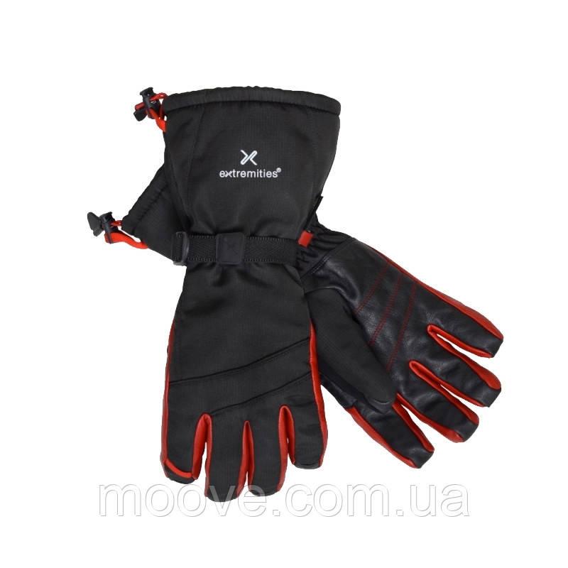 Непромокаемые перчатки Extremities Polar Glacier Gauntlet GTX Black/Red M