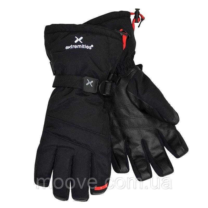 Непромокаемые перчатки Extremities Super Munro Glove GTX, цвет Black, M