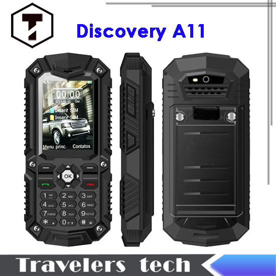 Discovery A11 black