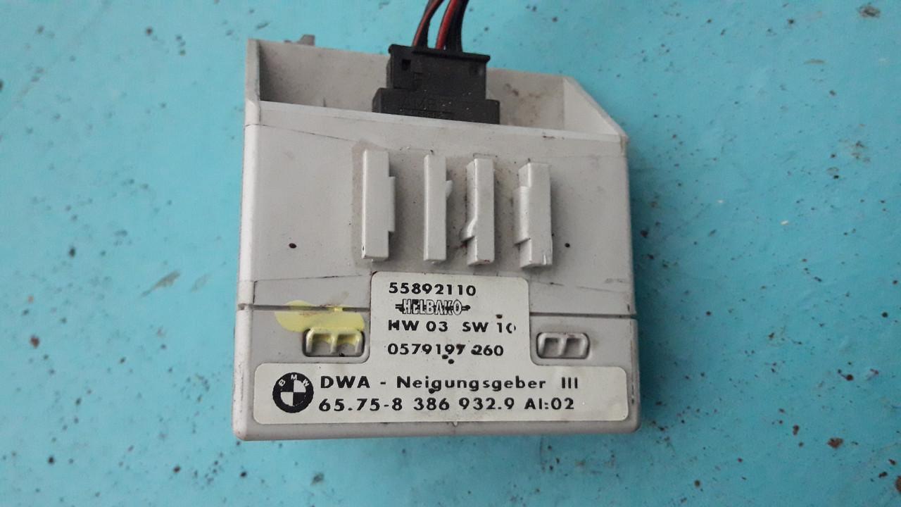 Датчик крена сигнализации бмв е39 е46 е38 bmw e38 e39 e46 65758386932