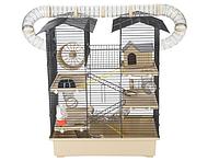 Клетка для хомяка мыши с тоннелями и для других мелких грызунов CH2