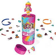 Набор 1 штука Party Popteenies: куколка хлопушка – сюрприз, Spin Master из США, фото 1