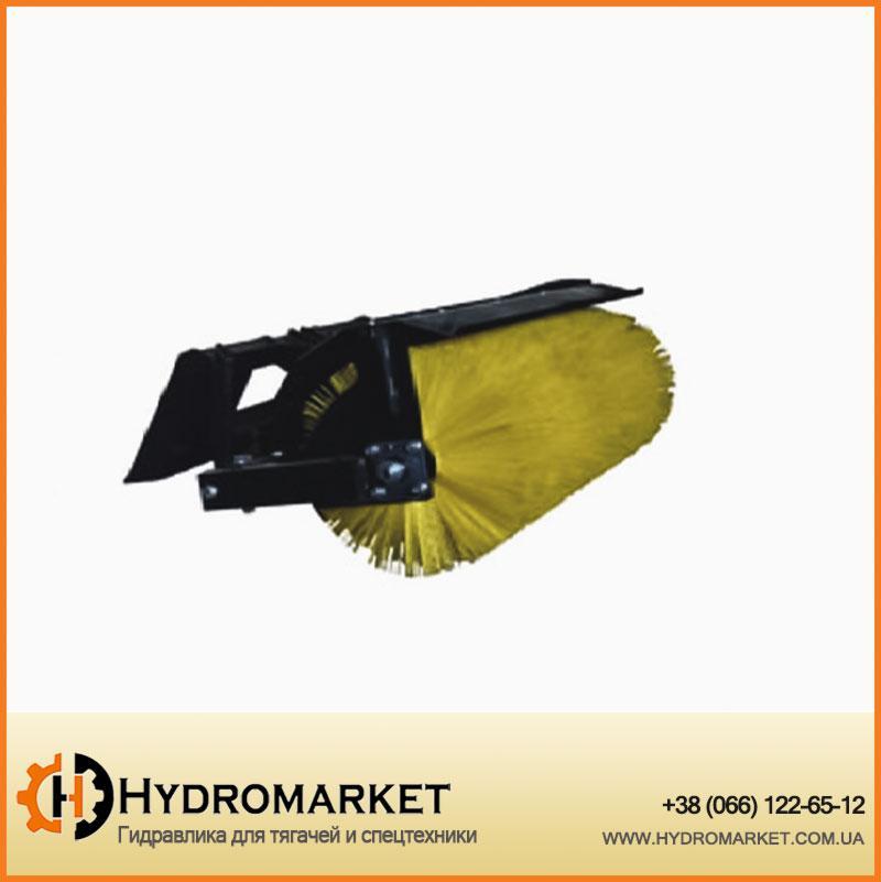 Щетка гидравлическая для мини-погрузчика с принципом плавающего эффекта