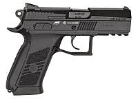 Пистолет пневматический ASG CZ 75 Р-07, 4,5 мм, фото 1