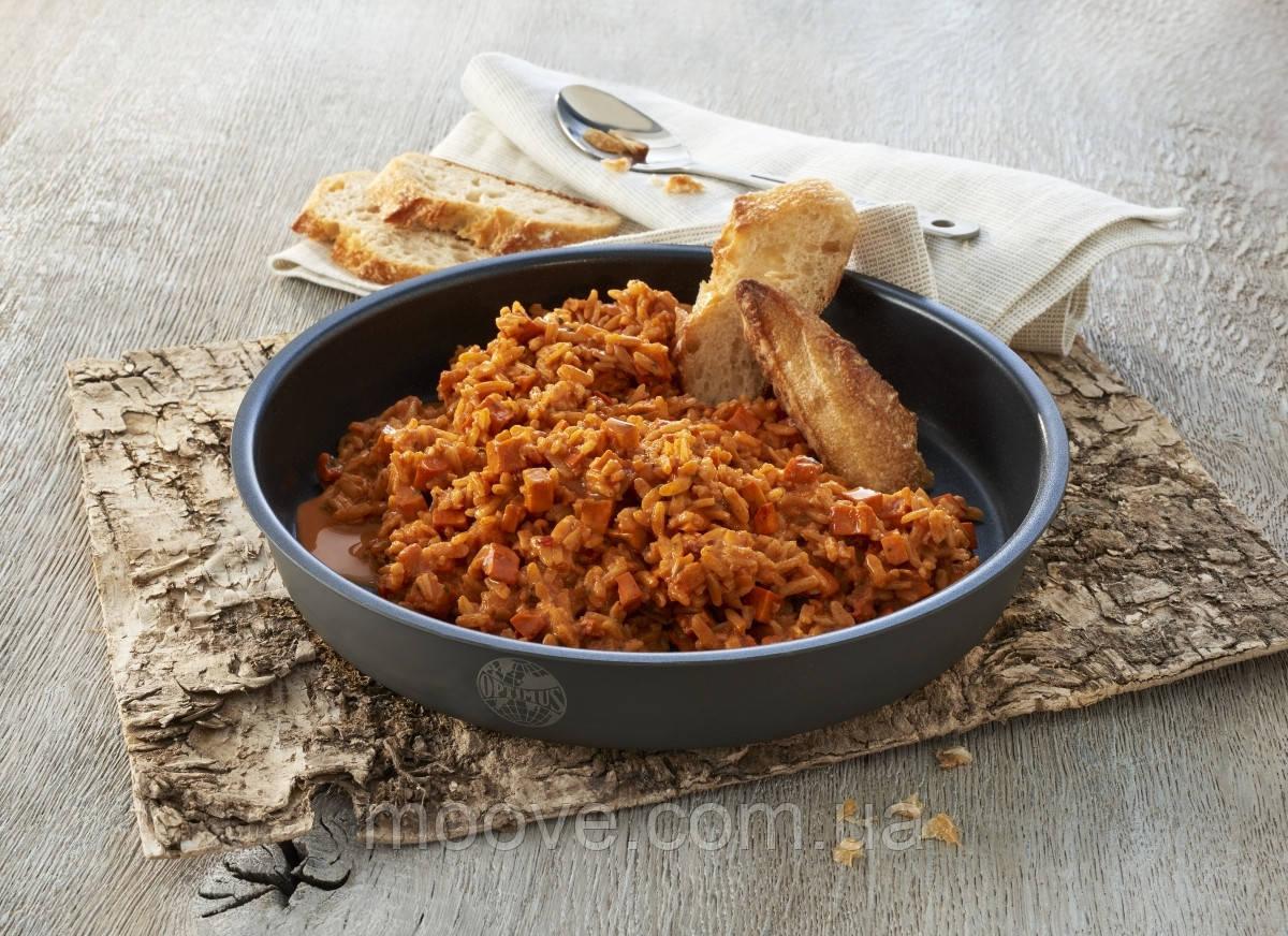 Trekn Eat Курица тикка масала с рисом