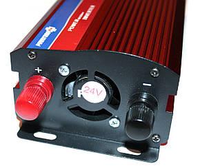 Преобразователь PowerOne Plus 24V-220V 2000W, фото 2
