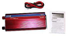 Преобразователь PowerOne Plus 24V-220V 2000W , фото 3