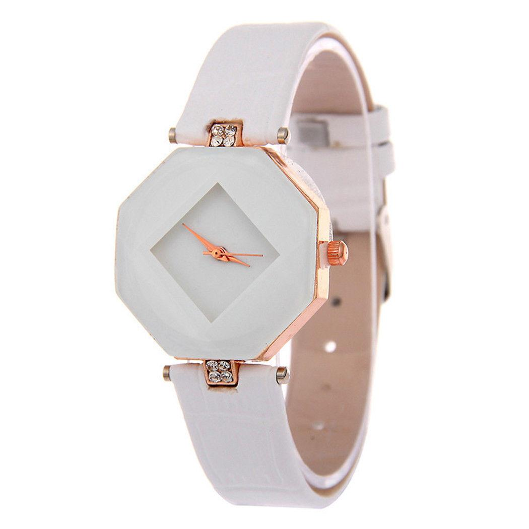 Часы Holuns белые наручные