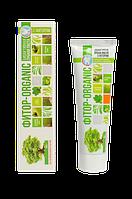 Биоактивная зубная паста с фитором «ФИТОР-ORGANIC» с экстрактом коры дуба и яблока, Фитория, 100 мл