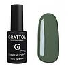 Grattol Gel Polish Green Gray №059, 9ml