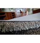 Ковер LOVE SHAGGY 160x230 см 93600 серо-коричневый, фото 4