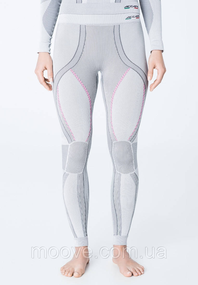 Accapi X-Country Long Trousers Woman M/L silver