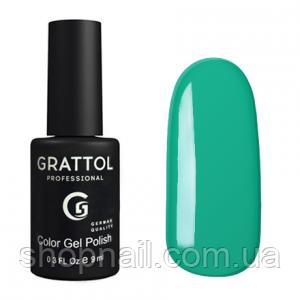 Grattol Gel Polish Turquoise №060, 9ml, фото 2