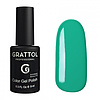 Grattol Gel Polish Turquoise №060, 9ml
