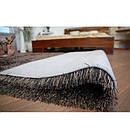 Ковер LOVE SHAGGY 80x150 см 93600 черный-коричневый, фото 4