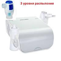 Небулайзер Microlife NEB 10A 3в1 (назальный душ в комплекте)