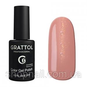 Grattol Gel Polish Shining Peach №077, 9ml
