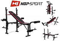 Скамья тренировочная Hop-Sport HS-1055  для дома и спортзала
