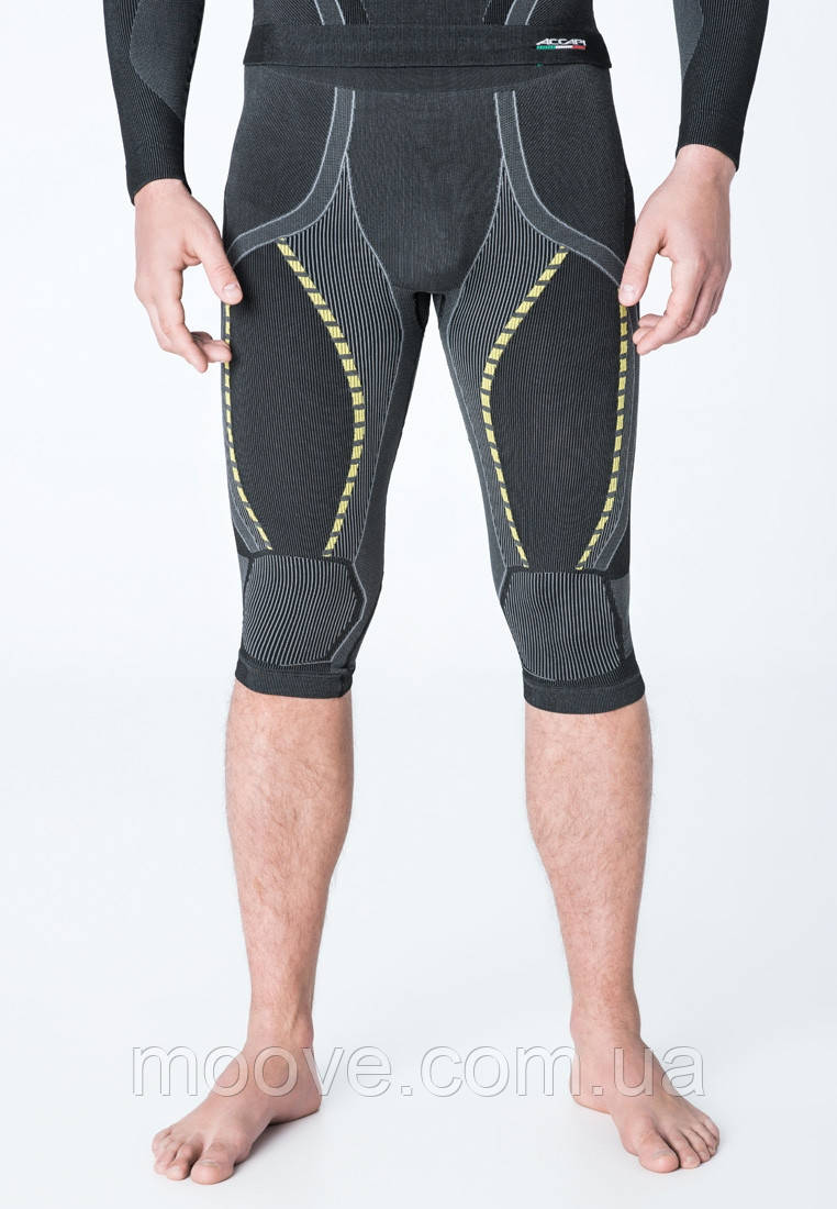 Accapi X-Country 3/4 Trousers Man M/L anthracite
