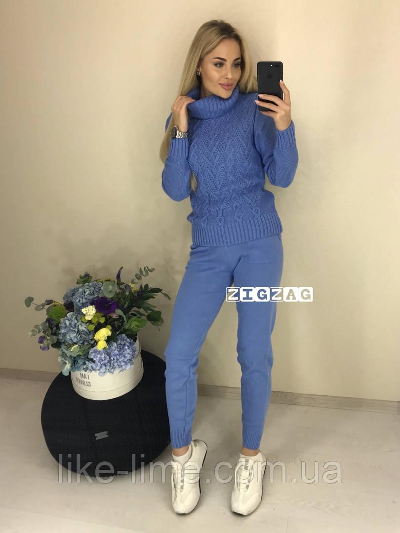 5d87b69e Женский вязаный спортивный костюм двойка : продажа, цена в Одессе ...