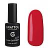 Grattol Gel Polish Cherry №081, 9ml