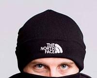 Шапка мужская зимняя черная The North Face