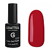 Grattol Gel Polish Dark Red №085, 9ml
