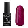 Grattol Gel Polish Glossy Crimson №086, 9ml