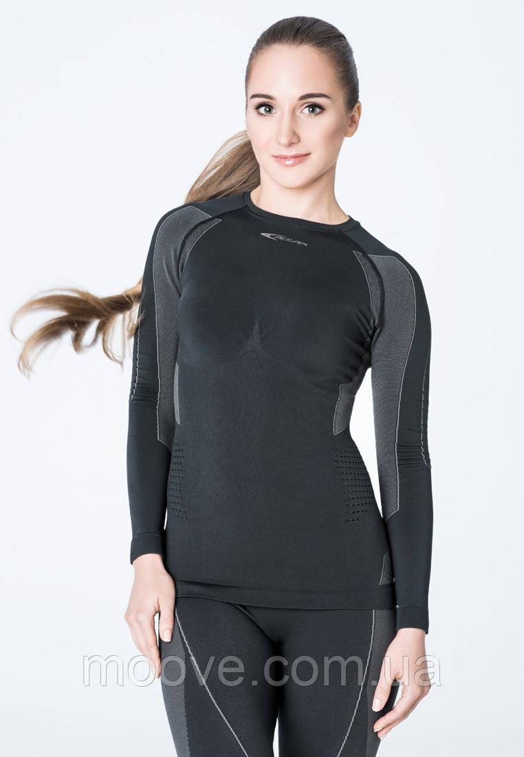 Термокофта жен. Accapi Polar Bear Long Sleeve Shirt Woman 966 anthracite XS/S