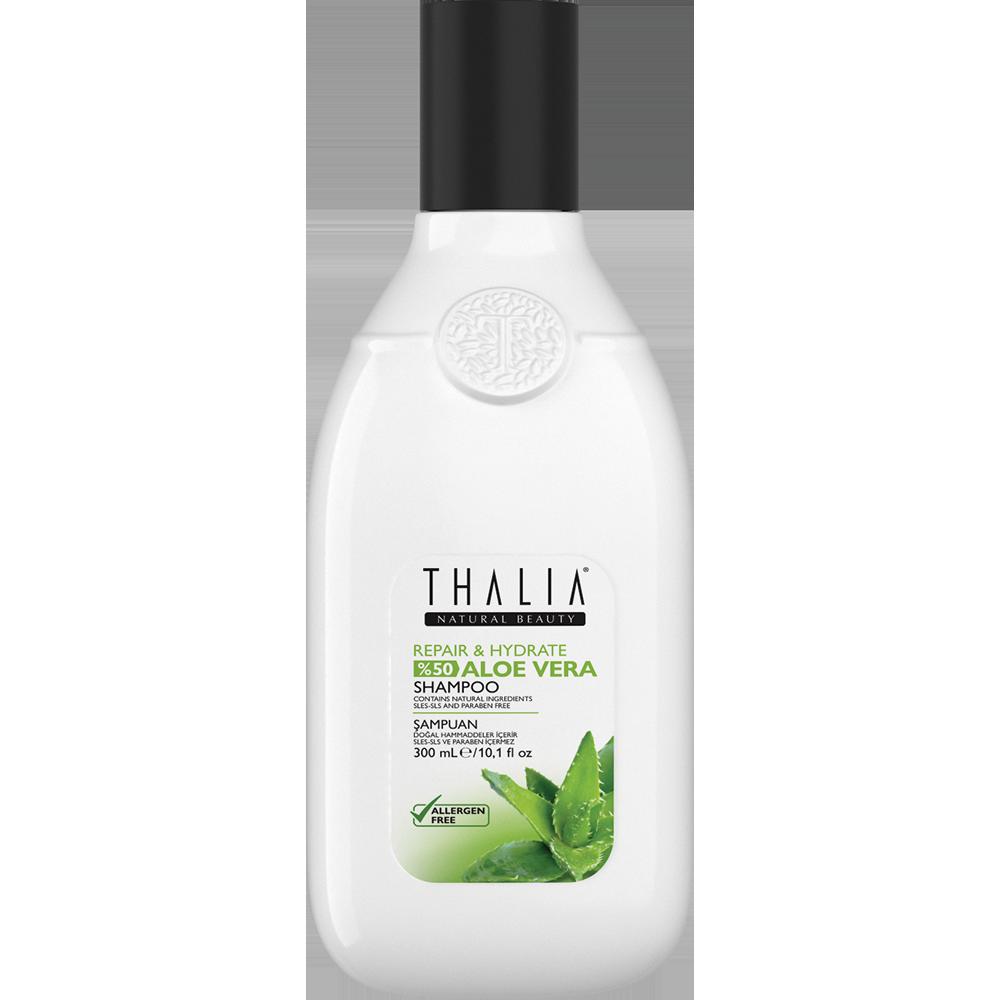 Шампунь для волосся Akten Cosmetics Thalia Aloe Vera 300 мл (3601025)