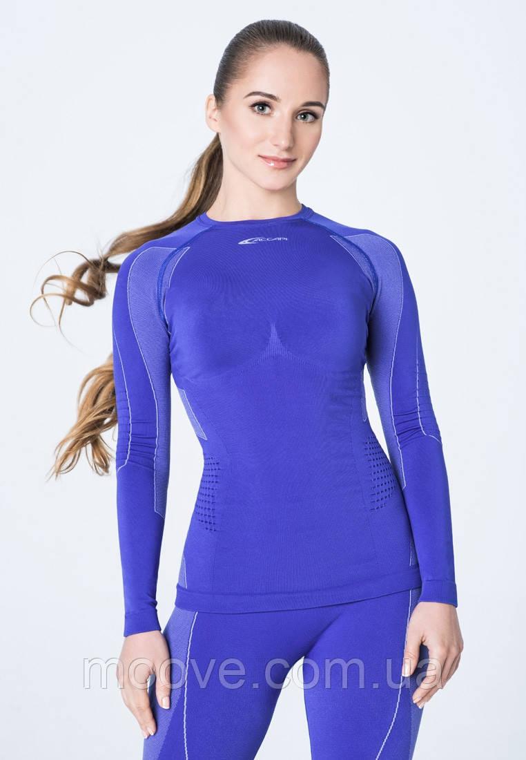 Термокофта жен. Accapi Polar Bear Long Sleeve Shirt Woman 975 purple/white M/L