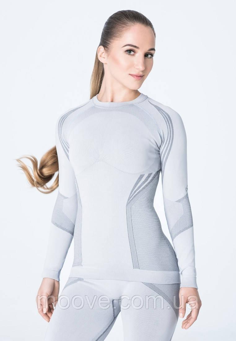 Accapi Propulsive Long Sleeve Shirt Woman XS/S silver