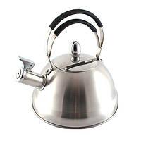 Чайник кухонный из нержавеющей стали Fissman BRISTOL 2,3л