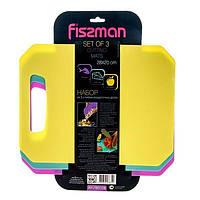 Набор пластиковых досок Fissman без подставки 3 шт