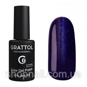 Grattol Gel Polish Bilberry №087, 9ml