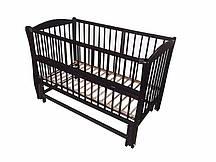 Кроватка детская Labona Элит № 10 Венге (20180927V-1265)