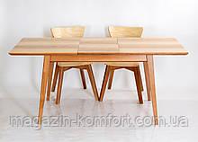 Стол раскладной Рондо (ясень)_Лофт